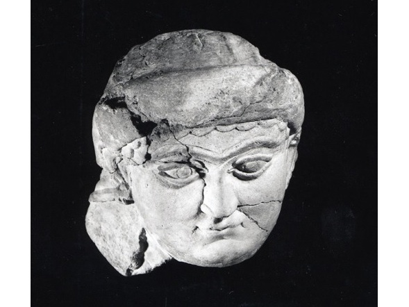 Head of an Assyrian woman (© Trustees of the British Museum)